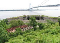Bay Ridge & Staten Island - New York City, New York - Battery Weed