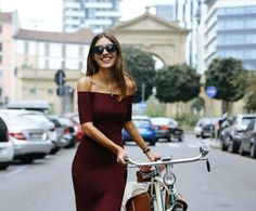 PATRICIA MANFIELD IN THE REFORMATION VELA DRESS