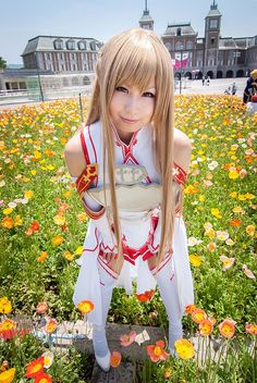 Asuna from SAO Cosplay never gonna stop repinning this.
