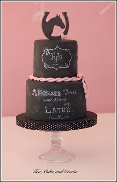 horse riding cake - Sök på Google