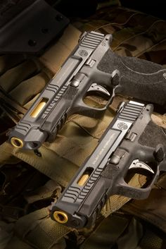 Salient Arms M&P Pro Series and M&P Full Size