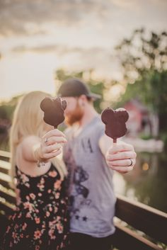 Lee and Becca's Magic Kingdom Honeymoon Session // Twig & Olive Photography | Disney Weddings and Engagements