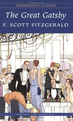 The Great Gatsby by F.Scott Fitzgerald.  Beautiful Jazz age great American classic.  Evocative of place and time every character is flawed.