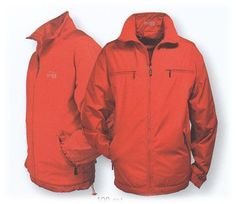 *BRIGG Wendejacke 1XL-4XL 10033001-100 Membran/Fleece Red http://www.the-big-gentleman-club.com/