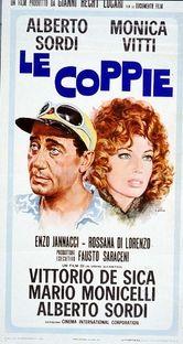 Le coppie [1971, episodio 'Il leone' diretto da Vittorio de sica]