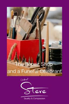Funeral Ceremony, Unspoken Words, Bbc Tv, Repair Shop, Well Thought Out, Funeral Directors, Celebrities, Shopping, Ideas