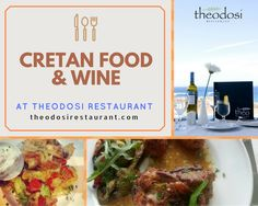 Theodosi restaurant is one of the most popular names where you can enjoy delicious Cretan cuisine at a beautiful and calm environment. Book the table @ http://theodosirestaurant.com