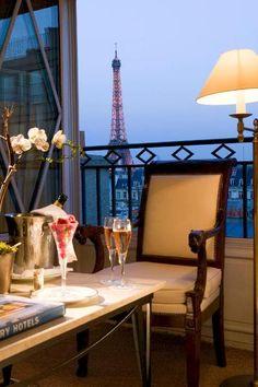 Hotel Sofitel Trocadero Dokhan's, París