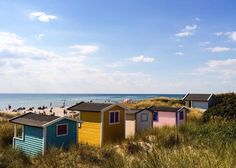 Falsterbo, near Malmo 2nd City, Copenhagen, Stockholm, The Good Place, Bali, Greece, Places To Visit, Shed, Viajes