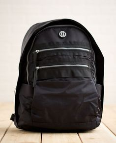 Pack to life, pack to reality! This backpack was designed with organization in mind. It has a padded pocket for your laptop, an expandable side pocket for your waterbottle, and Mesh pockets to keep your shoes and sweaty gear quarantined.