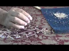Hand Embroidery Ahmedabad - YouTube