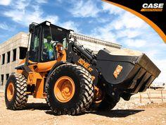CASE Construction Equipment/CASE Anlaggningsmaskiner - http://MaskinVerket.se #CASE