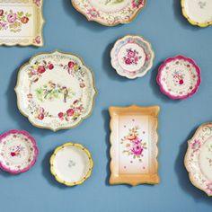 Talking Tables - Truly Scrumptious Plates - Le Petite Putti Toronto Canada