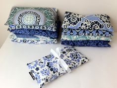 Heat Therapy Pillows:  I make these with either rice or feed corn from a feed store.  They are always a huge hit.