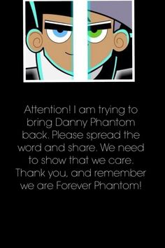 I haven't really watched it, like I tried to but didn't really get into it,but I support the fandom so #dannyforlife Or some shit like that