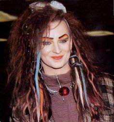70s Glam Rock, Nick Rhodes, Stranger Things Steve, Marc Bolan, Cyndi Lauper, Culture Club, Boy George, Without Makeup, Kpop