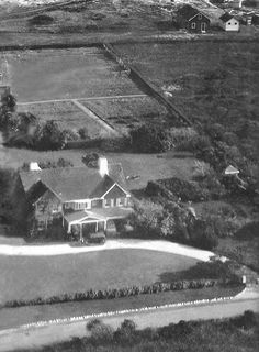 Grey Gardens in East Hampton, N.Y. | 1920s.