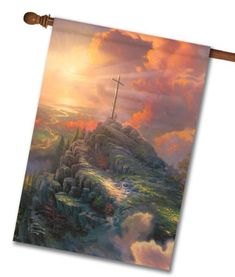 29 Best Thomas Kinkade Flags Images In 2018