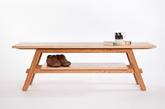 Bothy, a fresh new line of wood furniture by Caledonia Silva Woodwork & Design