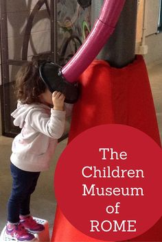 In Rome, there is a museum that is just for children: with interesting machines to work, sensory and role play areas, a cafe' and even a replica of the fastest train in Italy, it's the perfect place for family fun in the Eternal city! Rome with children, what to do in Rome with children, family friendly museums Rome