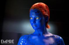 X-Men Days of Future Past: Jennifer Lawrence Previews Mystique