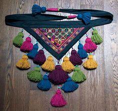 poppypants tribal style bellydance wear