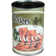 Emergency Essentials - Yoders' Canned Bacon
