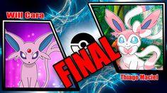 Liga Eeveelution [Final]: Will Cara x Thiago Maciel