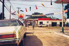 William Eggleston, Untitled (Citgo gas pump), 1976, Phillips: Photographs