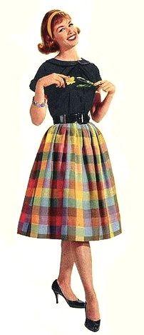 Daywear 1950's