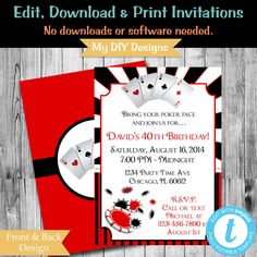 Diy do it yourself jewelry making business card editable diy do it yourself jewelry making business card editable template microsoft word format editable printable invitations on etsy pinterest craft solutioingenieria Image collections