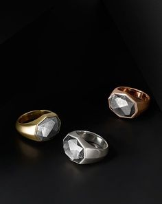 The new Meteorite collection for men by David Yurman is out of