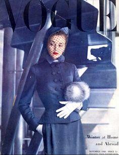 UK Vogue, 1948