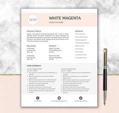 Rutgers Resume Builder Word Resume Template  Resume Writing Tips  Cover Letter Design  Designer Resume Examples with Resume Building Tips Word Professional Resume  Cover Letter  Monogram Editable In Word  Resume  Download  Cv Template  Modern Resume Design  Creative Resume Resume Descriptive Words Word