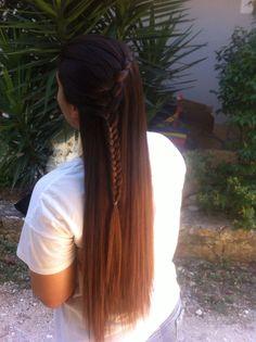 Long amazing hair