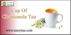Chamomile Tea Benefits, Mugs, Simple, Tableware, Hot, How To Make, Dinnerware, Tumblers, Tablewares