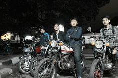 cafe racer at lombok 45 st
