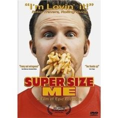 Seriously changed the way our family viewed fast food. Really, no one actually thinks it's good for you...right? And do we really want to know the answer to that question? This was a crazy and mind-bending journey. movies-that-moved-me