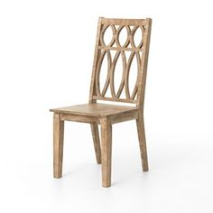 Magnolia Dining Chair-Whitewash