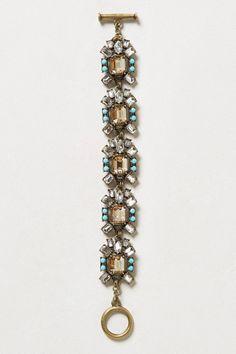 Onica Crystal Bracelet - anthropologie.com