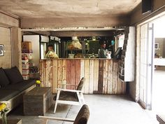 Places: Canteen Restaurant in Maboneng // South Africa