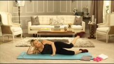 tracy anderson pregnancy workout 1