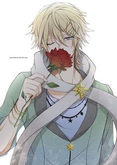 anime boy :3