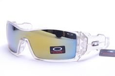 Oakley Oil Rig Mask Clear AHC Becomes More And More Popular Among The Fashion World. #BestQualitySunglass