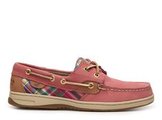 Sperry Top-Sider Women's Bluefish Plaid Boat Shoe Sperry Top-Sider - DSW
