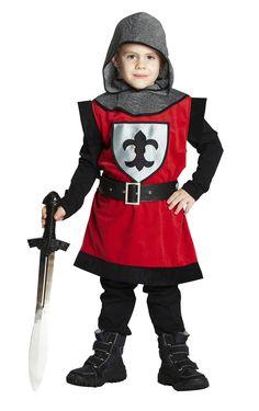 for our big boy :) Rubie's 1 2743 128 - Ritter Kostüm, 3-teilig, Größe 128: Amazon.de: Spielzeug