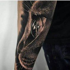 Estos tatuajes son verdaderas obras de arte