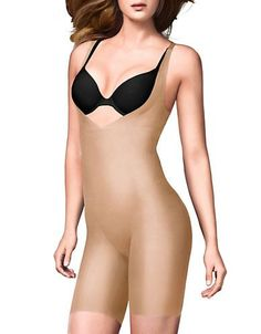 Maidenform Nylon Blend Shapewear Suit Women's Beige XX-Large