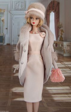 Moscow Look OOAK Gown for Silkstone Barbie and Fr Fashion Royalty   eBay