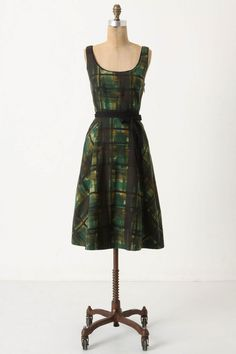 The Anthropologie dress I just splurged on. I love the lining which is part tulle to add fullness.